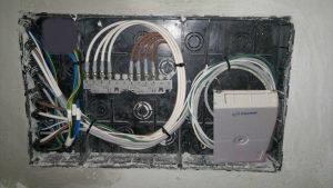 Caja telecomunicaciones